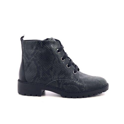 Solidus damesschoenen boots groen 198556