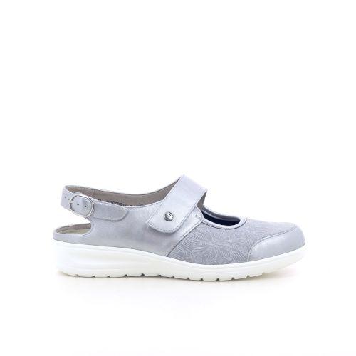 Solidus damesschoenen sandaal lichtgrijs 212346