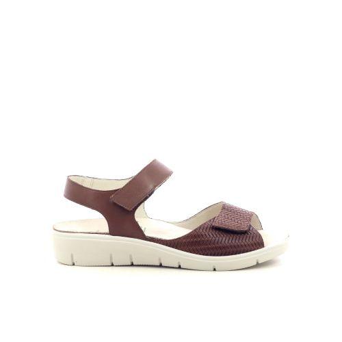 Solidus damesschoenen sandaal naturel 212343