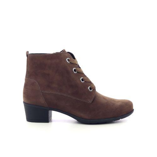 Solidus damesschoenen boots naturel 216727