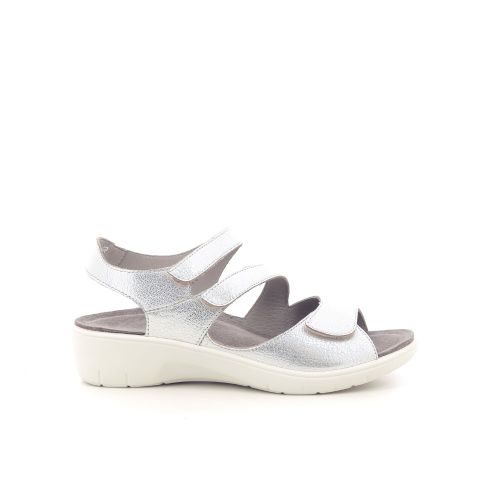 Solidus damesschoenen sandaal platino 192618
