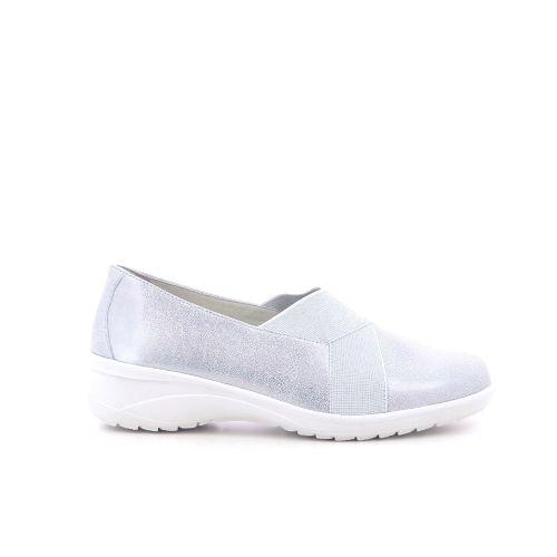 Solidus damesschoenen comfort zilver 203276