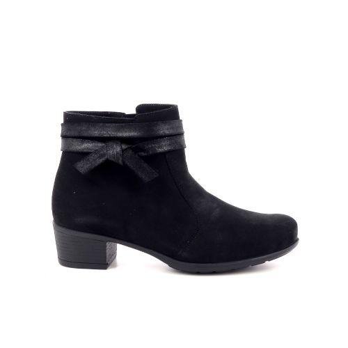 Solidus damesschoenen boots zwart 198561