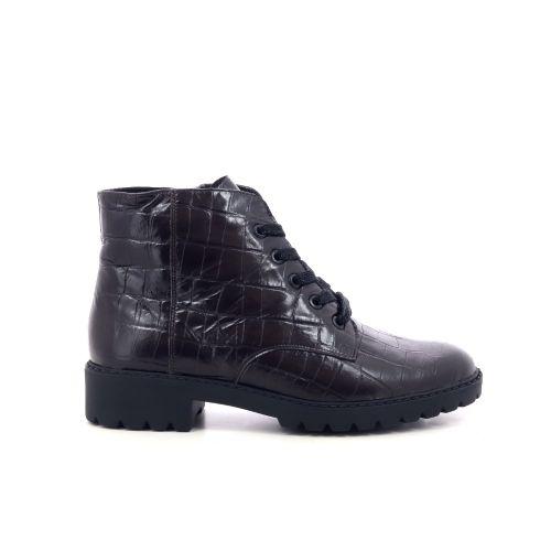Solidus damesschoenen boots zwart 208514