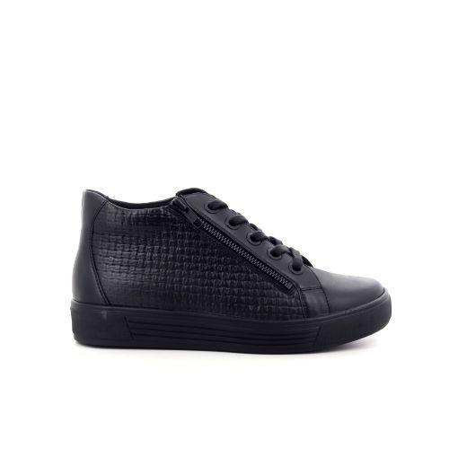Solidus damesschoenen boots zwart 216720