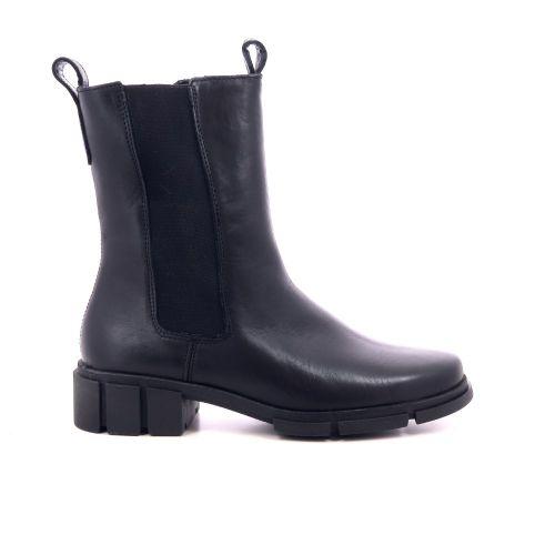 Solidus damesschoenen boots zwart 216725