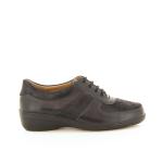 Solidus damesschoenen comfort zwart 17788