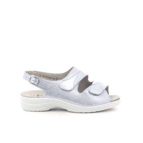 Solidus  sandaal zilver 203307