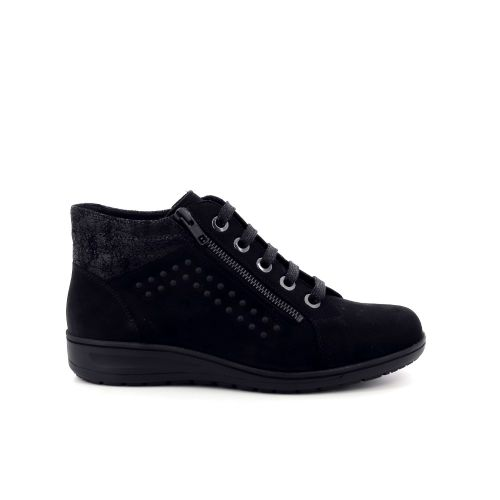 Solidus  boots zwart 198559