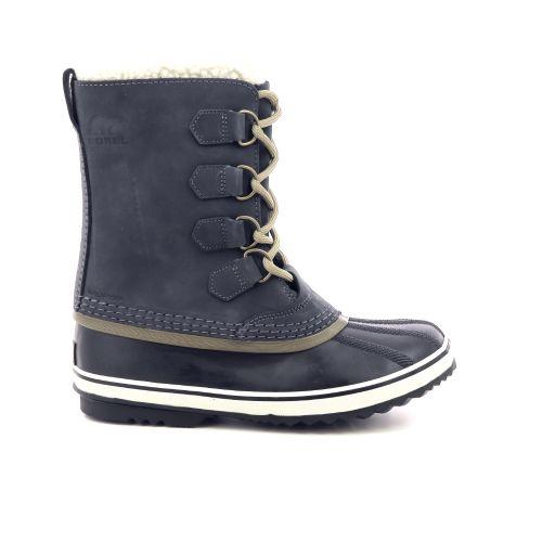 Sorel damesschoenen rubberlaars zwart 201295