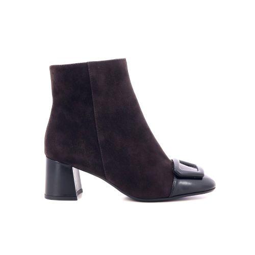 Status damesschoenen boots d.bruin 218732