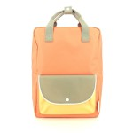 Sticky lemon tassen rugzak oranje 219033