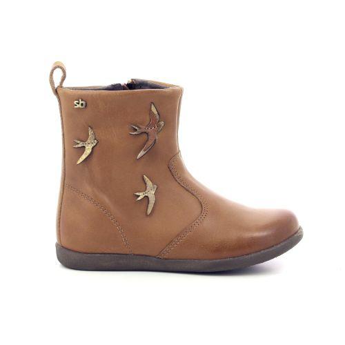 Stones and bones  boots cognac 198294