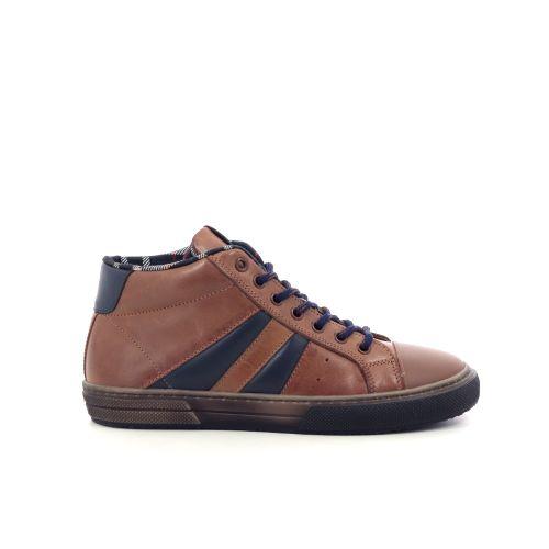Stones and bones  boots cognac 208701