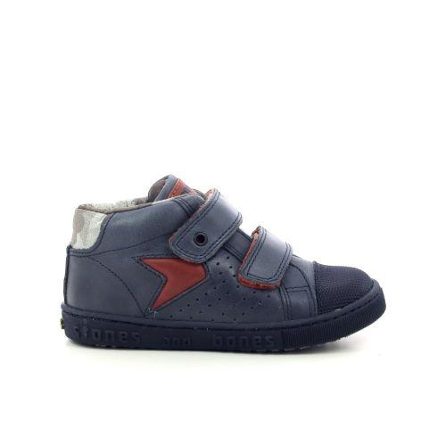 Stones and bones kinderschoenen boots blauw 198305