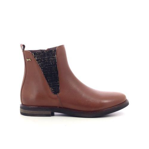Stones and bones kinderschoenen boots cognac 208683