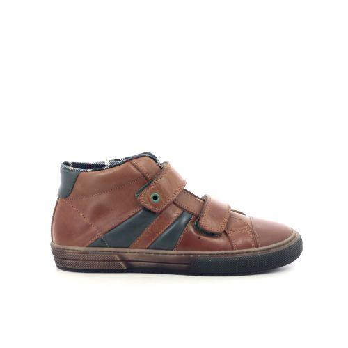 Stones and bones kinderschoenen boots cognac 208700