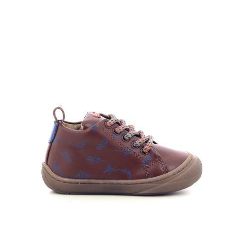Stones and bones kinderschoenen boots cognac 208708