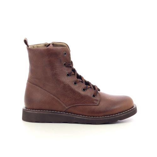 Stones and bones kinderschoenen boots cognac 216778