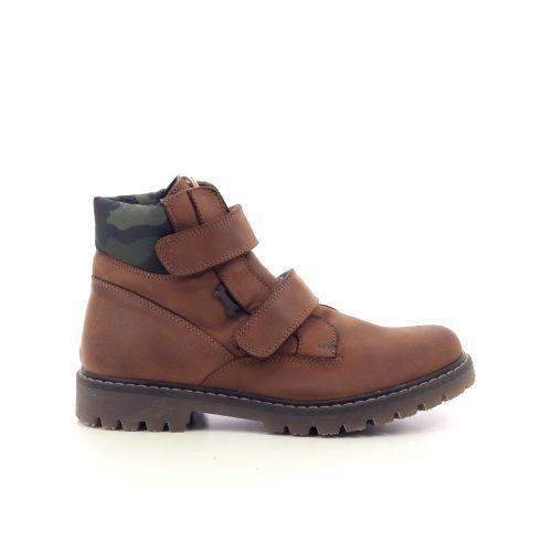 Stones and bones kinderschoenen boots cognac 216780