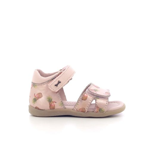 Stones and bones kinderschoenen sandaal poederrose 212717