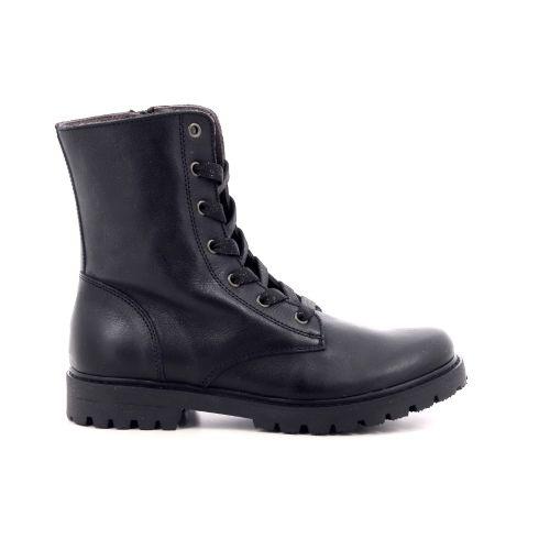Stones and bones kinderschoenen boots zwart 218262