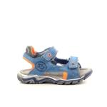 Stones and bones kinderschoenen sandaal blauw 192110