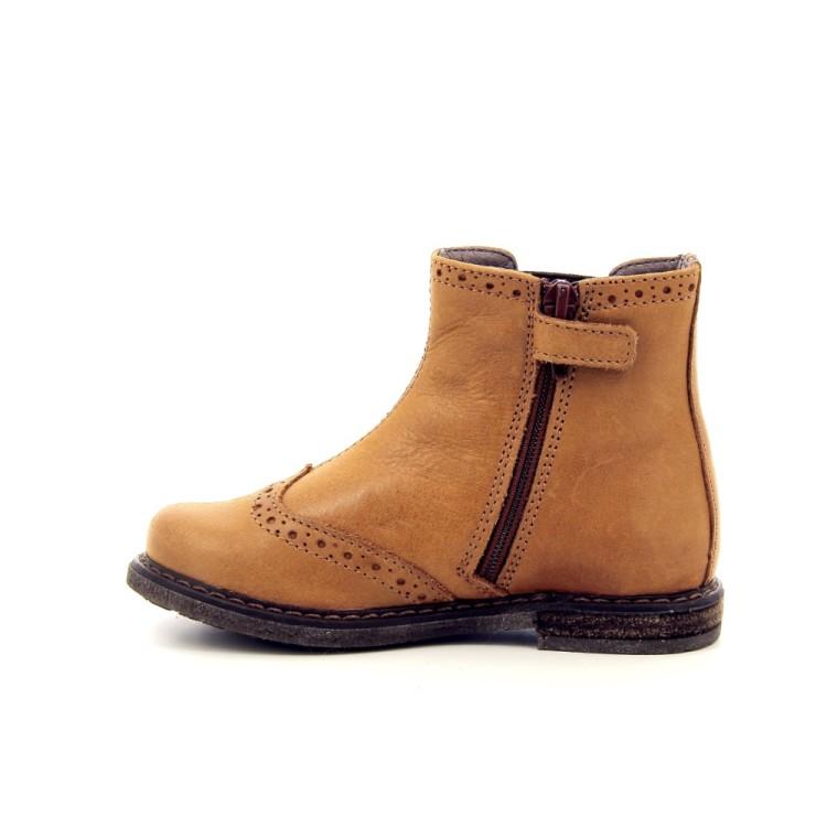 Stones and bones kinderschoenen boots cognac 187370