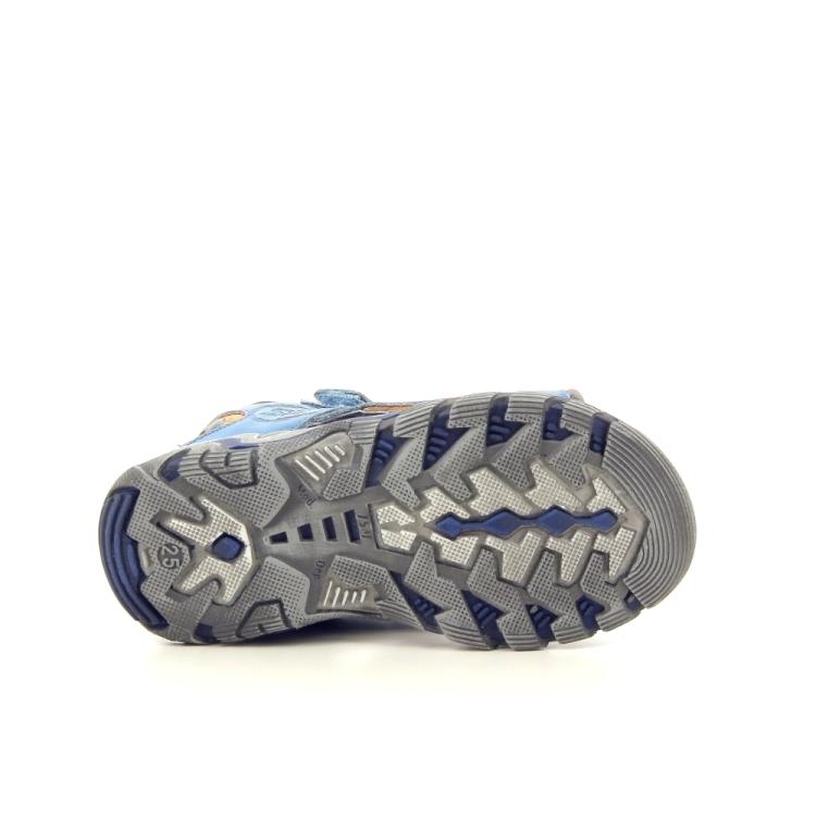 Stones and bones kinderschoenen sandaal felblauw 192110