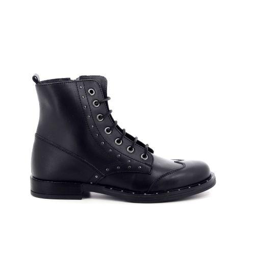 Stones and bones  boots zwart 198286
