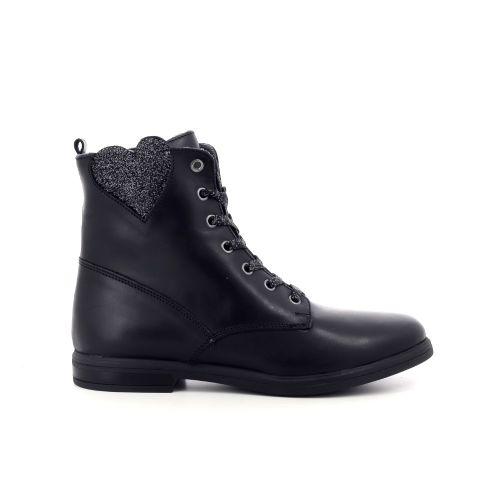 Stones and bones  boots zwart 208685