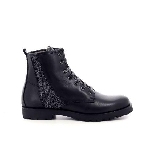 Stones and bones  boots zwart 210933