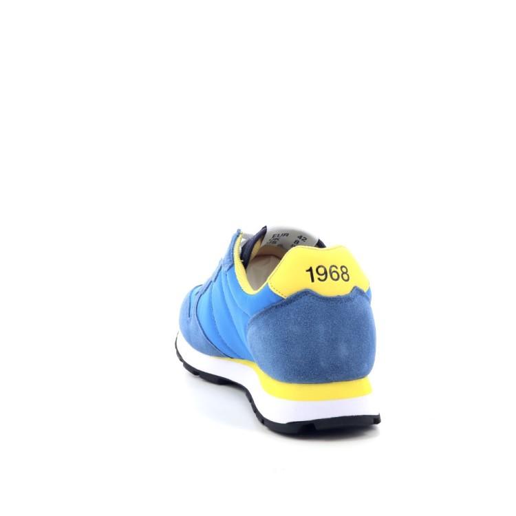 Sun 68 herenschoenen sneaker felblauw 203622