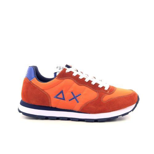 Sun 68  sneaker oranje 194041
