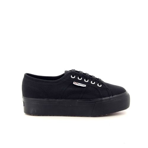Superga  sneaker zwart 183928