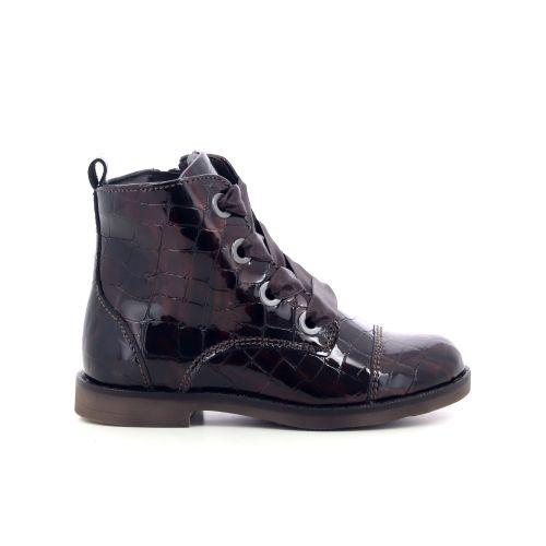 Terre bleue  boots bruin 208752