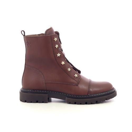 Terre bleue  boots cognac 216806