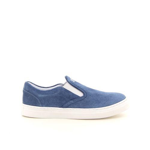 Terre bleue kinderschoenen sneaker jeansblauw 182248