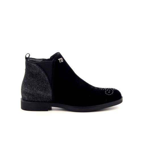 Terre bleue  boots zwart 187706