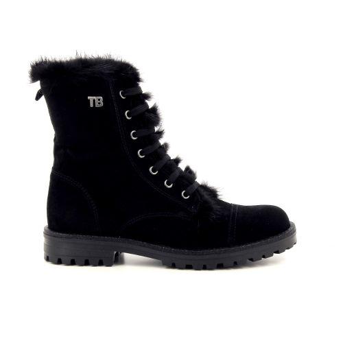 Terre bleue  boots zwart 187708