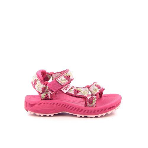 Teva  sandaal rose 182070