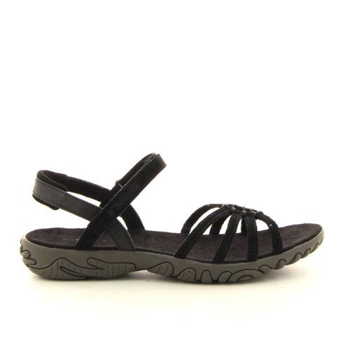Teva  sandaal zwart 98141
