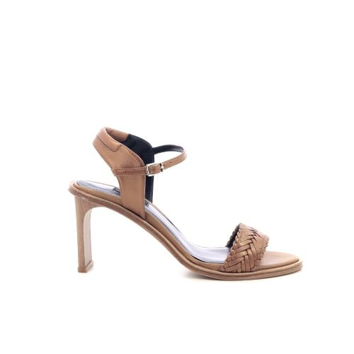 Thiron damesschoenen sandaal brons 205525