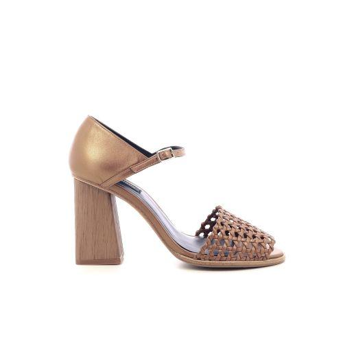 Thiron damesschoenen sandaal brons 205531