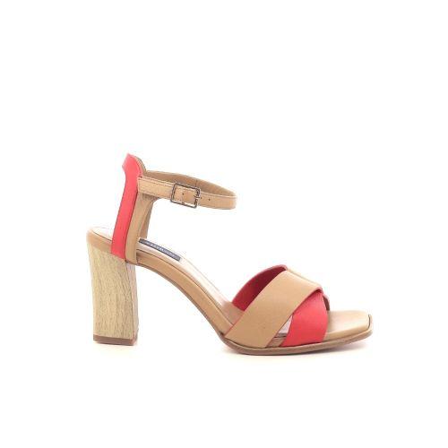 Thiron damesschoenen sandaal camel 215188
