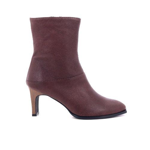 Thiron damesschoenen boots cognac 209694
