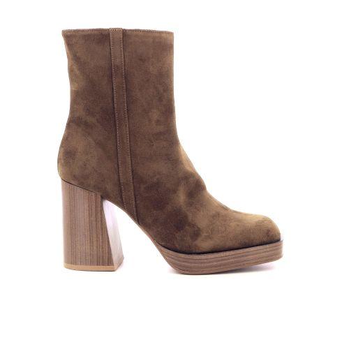 Thiron damesschoenen boots cognac 218502