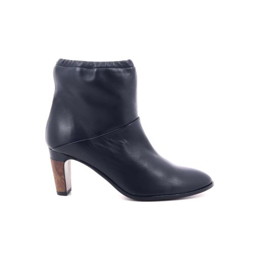 Thiron damesschoenen boots donkerblauw 209695