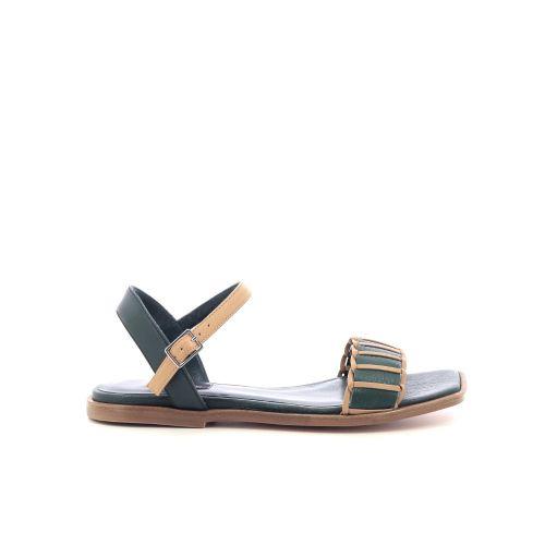 Thiron damesschoenen sandaal groen 215182