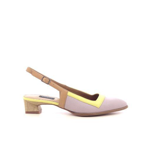 Thiron damesschoenen sandaal lila 215183